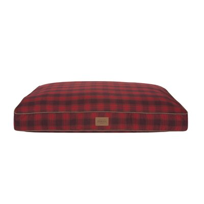 Pendleton Petnappers Dog Bed Size: Large