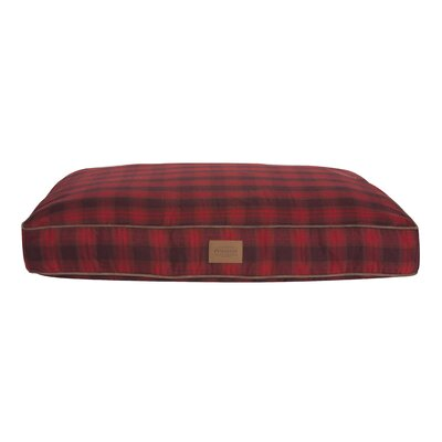 Pendleton Petnappers Dog Bed Size: Medium
