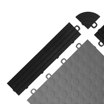 Interlocking Ramp Edges in Black without Loops