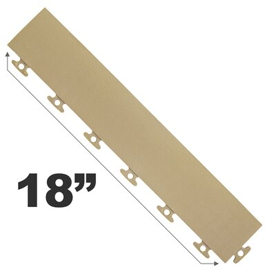18 Multi Purpose Ramp Edges in Beige