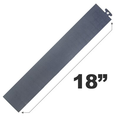 18 Multi Purpose Ramp Edges in Gray without Loops