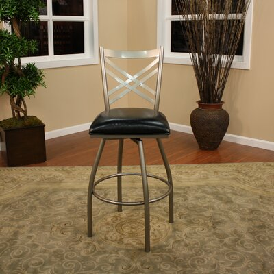 Alexander 24 inch Swivel Bar Stool