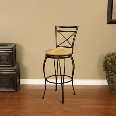 Torino 24 Swivel Bar Stool