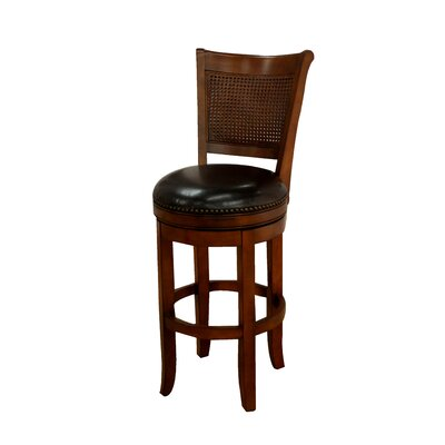 Barletto 24 Swivel Bar Stool