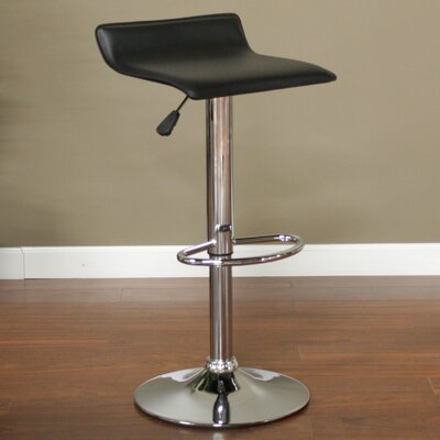 Aviator Adjustable Height Swivel Bar Stool