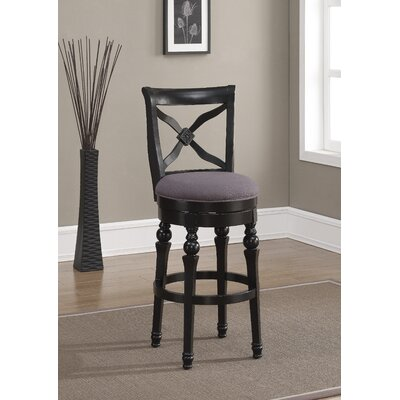 Livingston 26 Swivel Bar Stool
