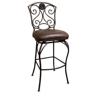 Canterbury 30 Swivel Bar Stool