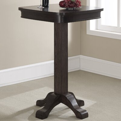 Sarsetta Pub Table Color: Brown