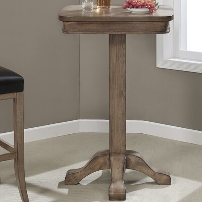 Sarsetta Pub Table Color: Oak