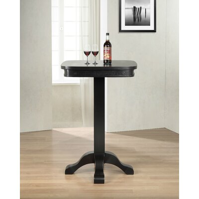 Sarsetta Pub Table Color: Peppercorn