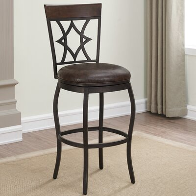 Buchanan 26 Swivel Bar Stool