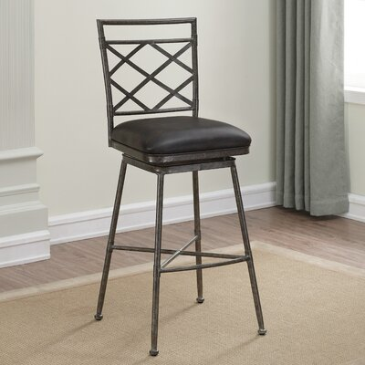 Buckland 30 Swivel Bar Stool