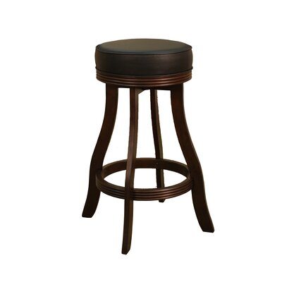30.5 Swivel Bar Stool Finish: Sierra