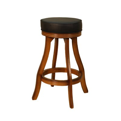 30.5 Swivel Bar Stool Finish: Vintage Oak