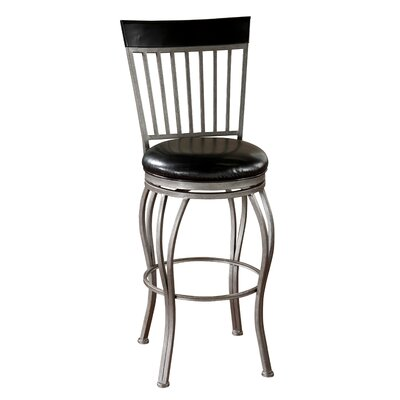 Lease to own Torrance Bonded Leather Stool Heigh...