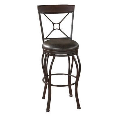 Credit for Captiva Bonded Leather Stool Height...