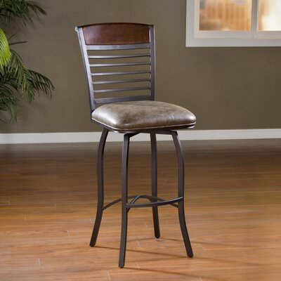 Stefano 30 Swivel Bar Stool