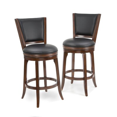 30 inch Swivel Bar Stool (Set of 2)