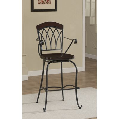 Arielle 26 Swivel Bar Stool