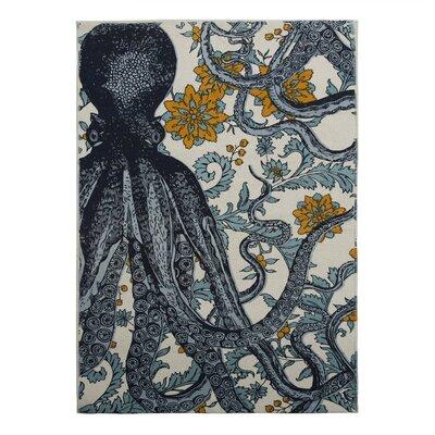 Bath Octopus Bath Rug
