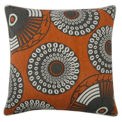 The Resort Yinka Pillow Cover Color: Alcazar
