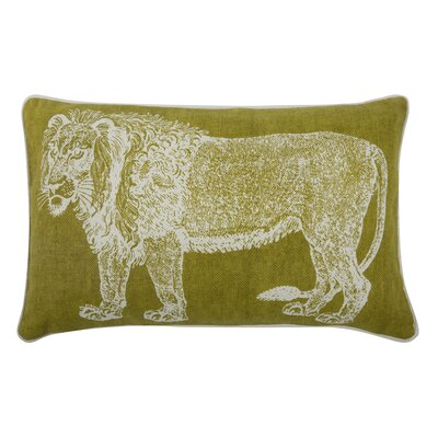 The Resort Lion Pillow Cover