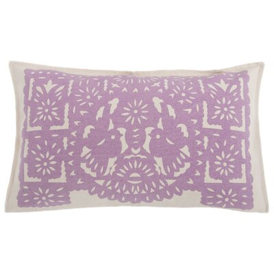 Mod Mex 100% Cotton Lumbar Pillow