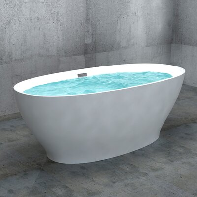 65 x 31.5 Soaking Bathtub