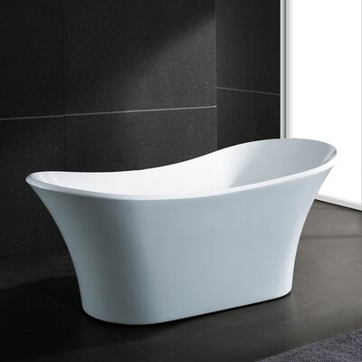 70.9 x 31.5 Soaking Bathtub