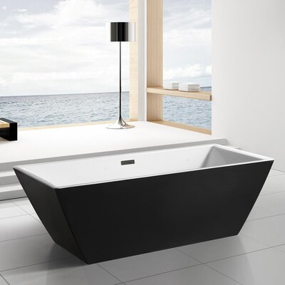 70.08 x 31.5 Soaking Bathtub