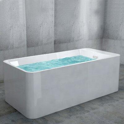 67 x 31.5 Soaking Bathtub