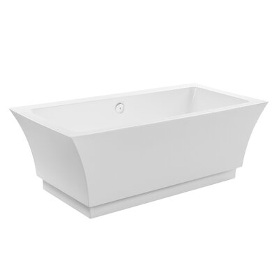 67 x 32 Soaking Bathtub