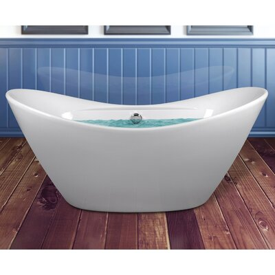 67 x 29 Soaking Bathtub