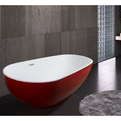 67 x 33.5 Bathtub