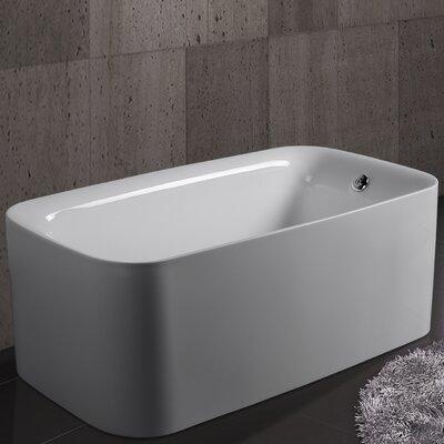 60.93 x 29.5 Soaking Bathtub