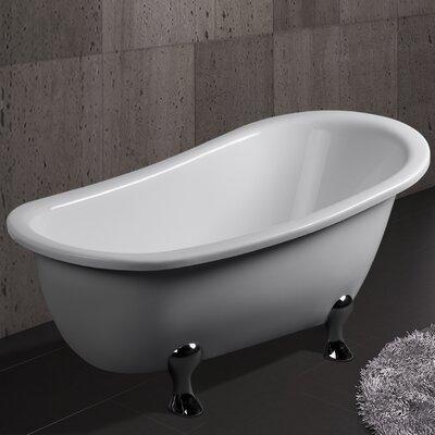 64 x 31.5 Soaking Bathtub