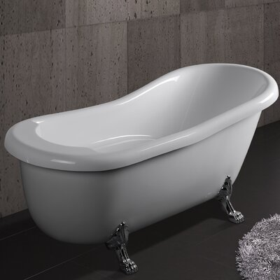 67 x 29.5 Soaking Bathtub