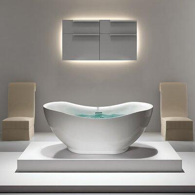 67 x 31 Soaking Bathtub
