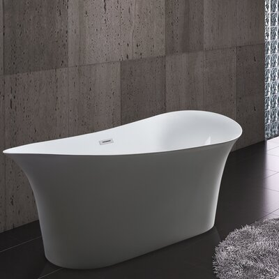 69 x 31.5 Soaking Bathtub