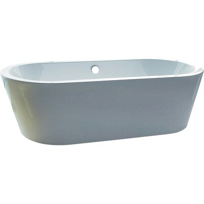70.87 x 31.5 Soaking Bathtub