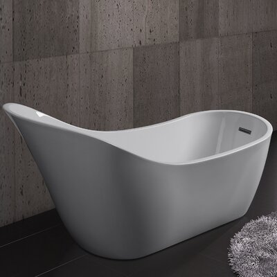 67.7 x 35.43 Soaking Bathtub
