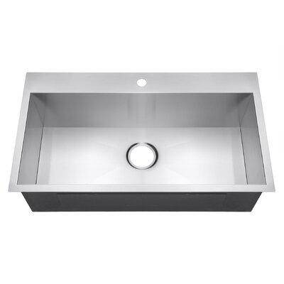 18 x 32 Single Bowl Kitchen Sink