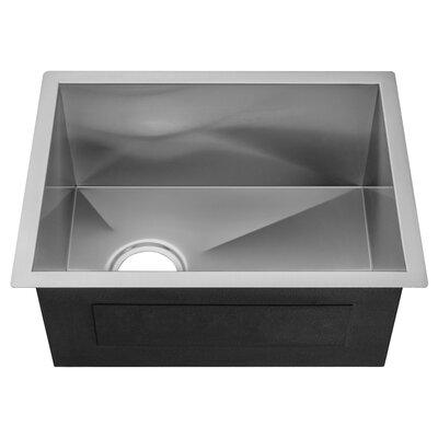 20 x 15 Drop-In Kitchen Sink