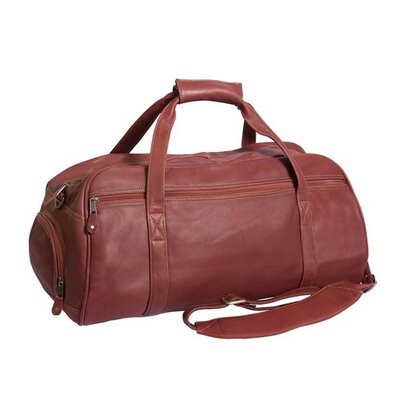 """Marble Canyon 23"""" Travel Duffel Color: Brick Red"""