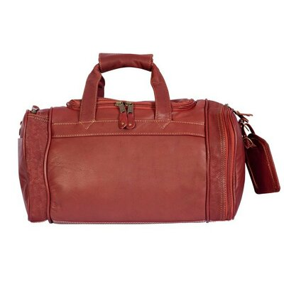 "Arizona 14"" Duffel Color: Brick Red D325-20"