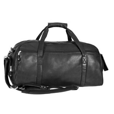 """Marble Canyon 23"""" Travel Duffel Color: Black"""