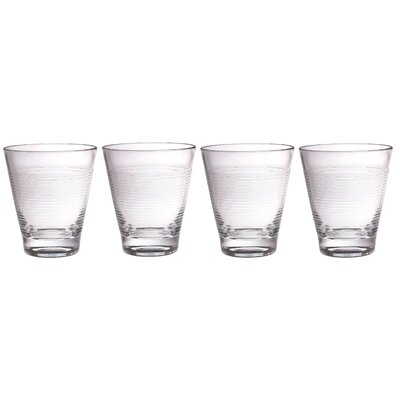 14 Oz. Double Old Fashioned Glass CH-4421 x 4 pcs