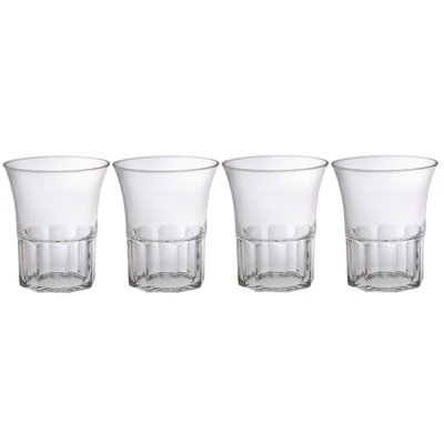 Edge14 Oz. Double Old Fashioned Glass CH-4457 x 4 pcs