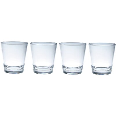 Concept Double Old Fashioned 14 oz. Drinkware Set CH-4420C x set of 4
