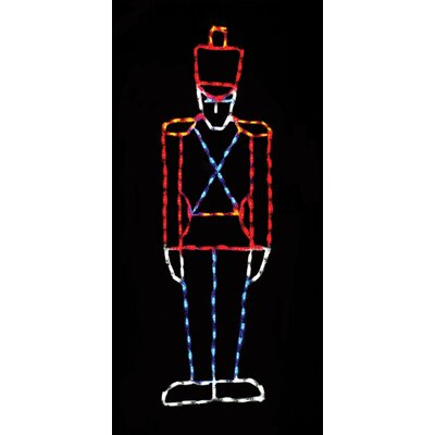 Small Toy Soldier LED Light LED-TSSM65